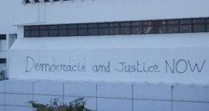 HK Democracy and Justice