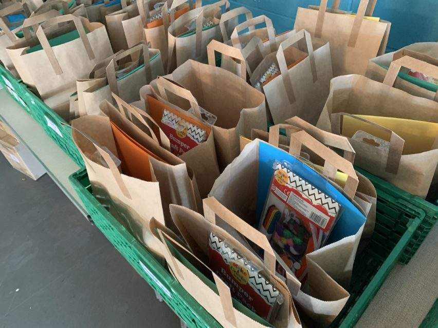 Filling the Gap - activity bags